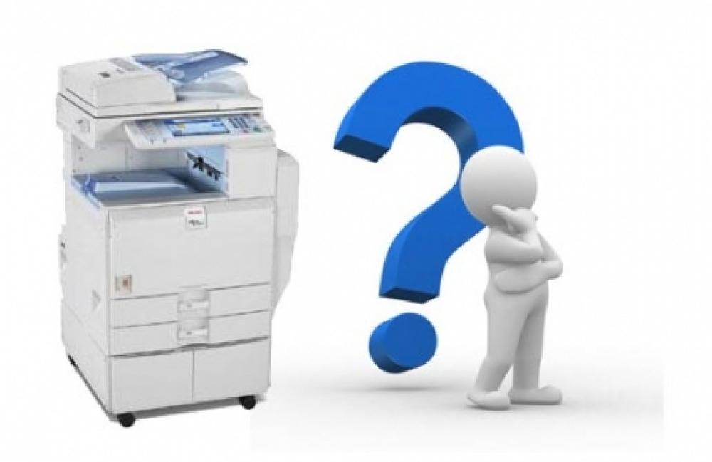 Những lưu ý khi chọn mua máy photocopy
