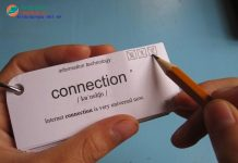 Đánh dấu flashcard