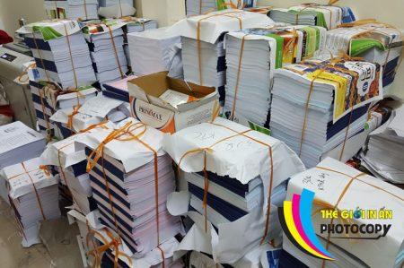 Dịch vụ photocopy uy tín lấy ngay