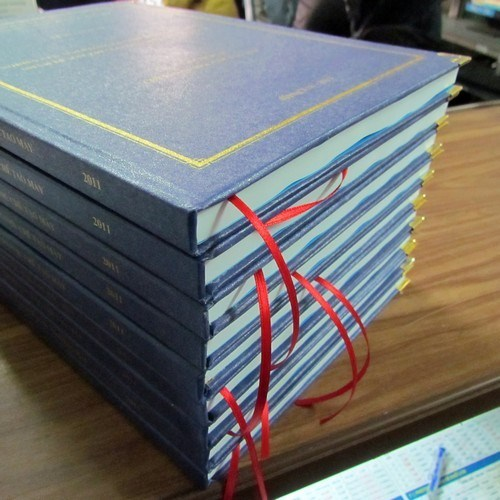 Đóng sách bìa cứng đảm bảo chất lượng tại hà nội