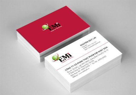 In card visit ở đâu đẹp giá rẻ tại Hà Nội