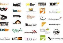 Một trong các mẫu logo công ty đẹp