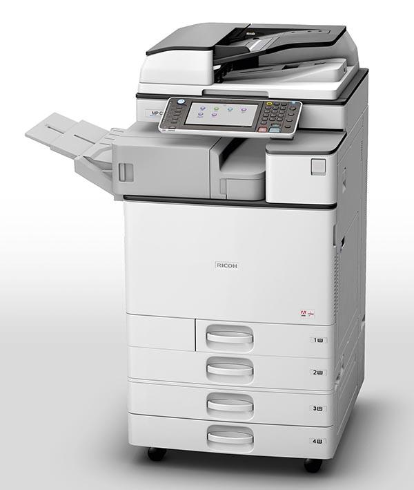 đánh giá máy photocopy ricoh mp 3353