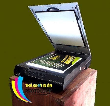 Dịch vụ scan tài liệu scan ảnh