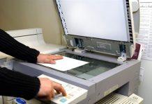 Cho thuê dịch vụ photocopy tại chỗ