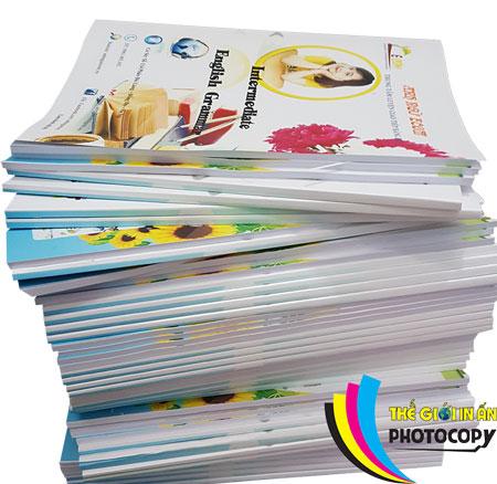 Dịch vụ photocopy giá rẻ photo tài liệu tiếng anh