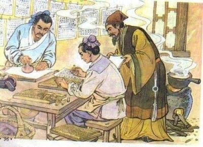 Sự ra đời và phát triển của ngành in ấn