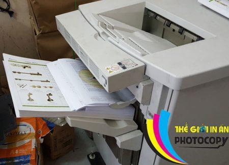 Thiết bị tiên tiến của ngành công nghệ in ấn hiện nay